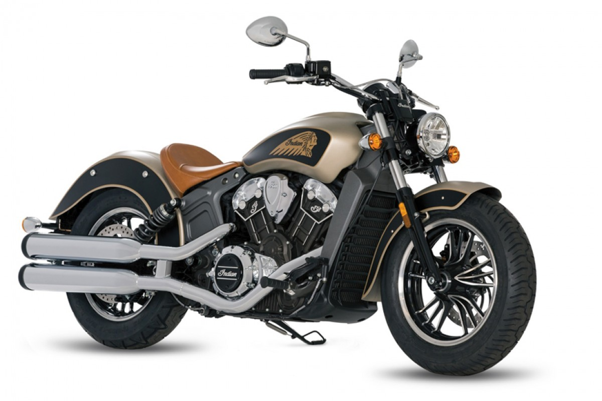 ICON Dirt Track Smoke/Thunder Black Scout 1200