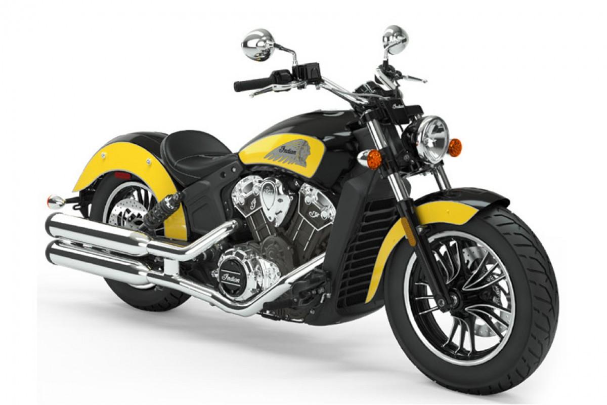 ICON Yellow/Thunder Black Scout 1200