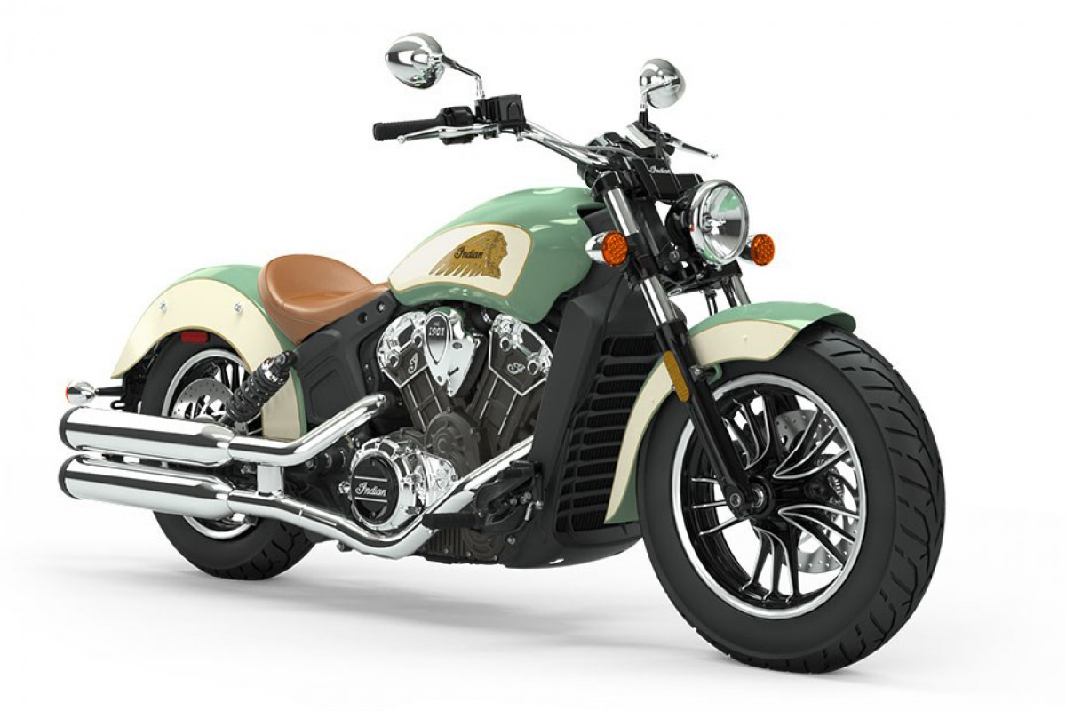 Willow Green/Ivory White Scout 1200