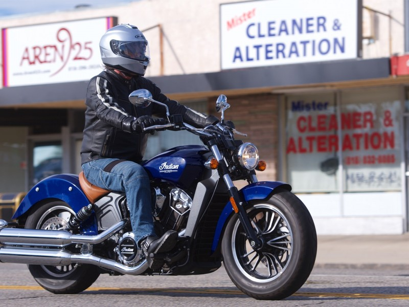 Indian Scout 1200 Icon series 2020