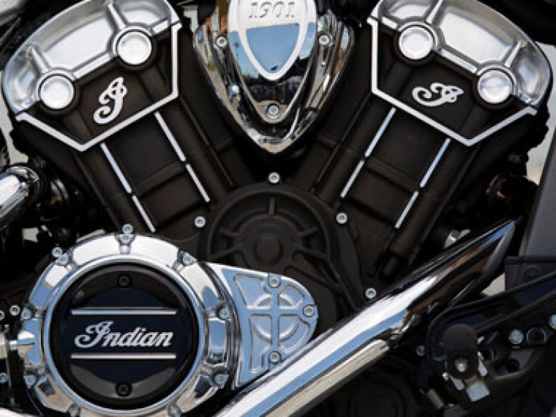 Indian Scout 1200 Icon series 2019