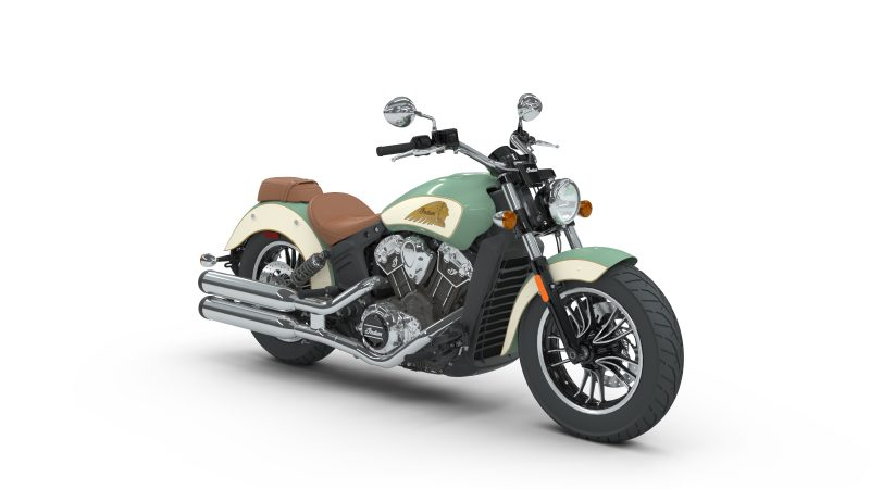 Willow Green/Ivory cream Scout 1200