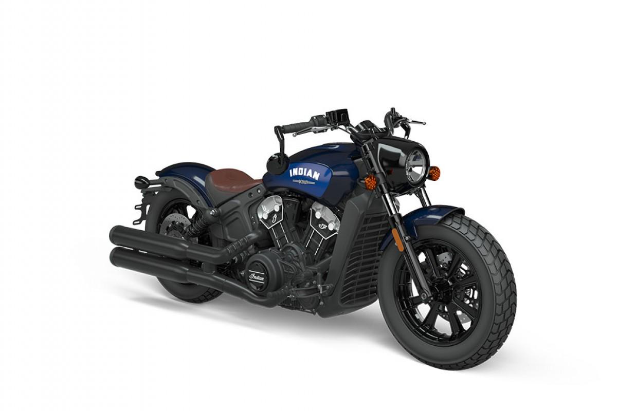 Thunder Black Azure Crystal Scout Bobber 2-Tone