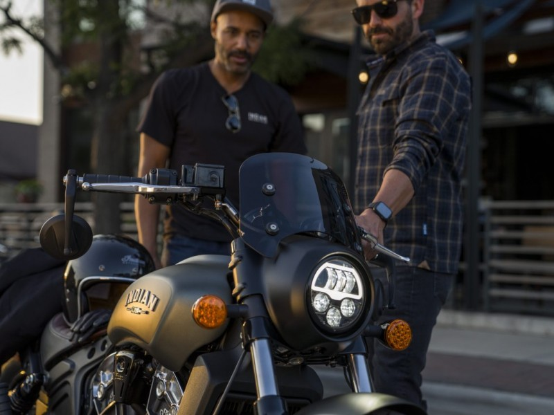 Indian Scout Bobber 2-Tone 2021