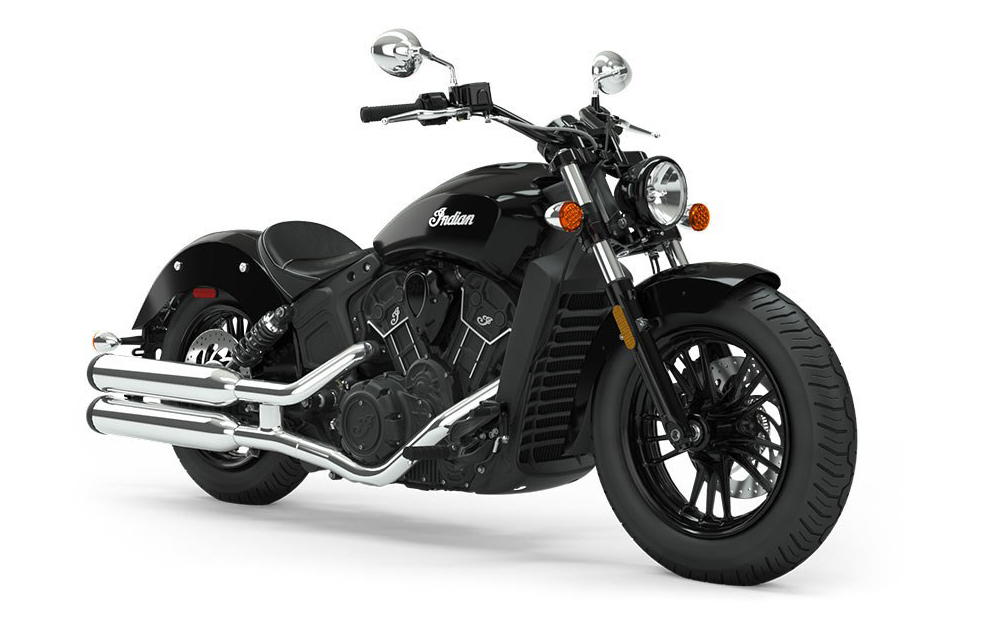 Thunder Black Indian Scout Sixty