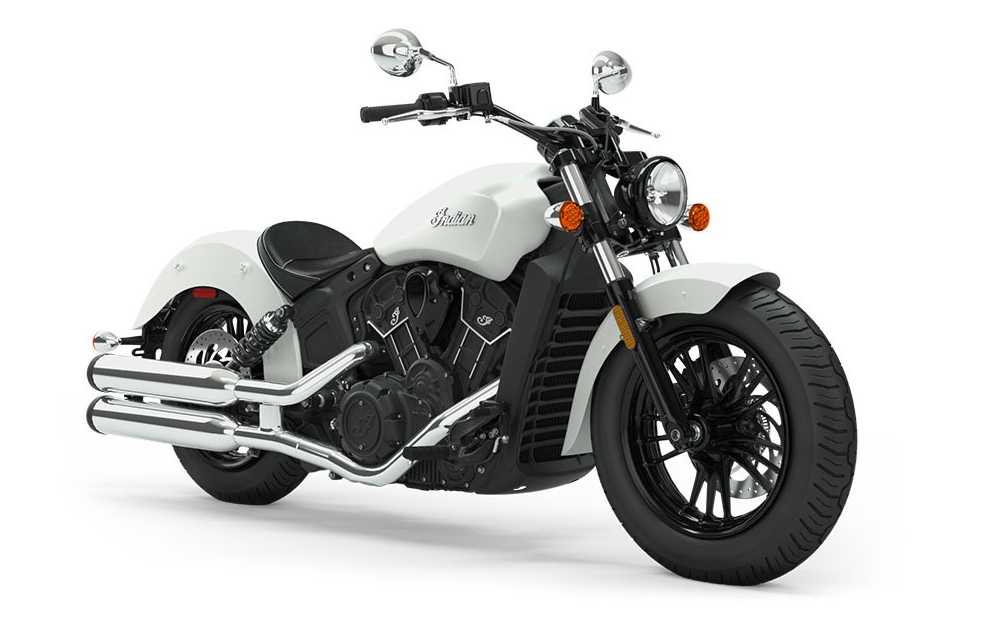 White Smoke Indian Scout Sixty
