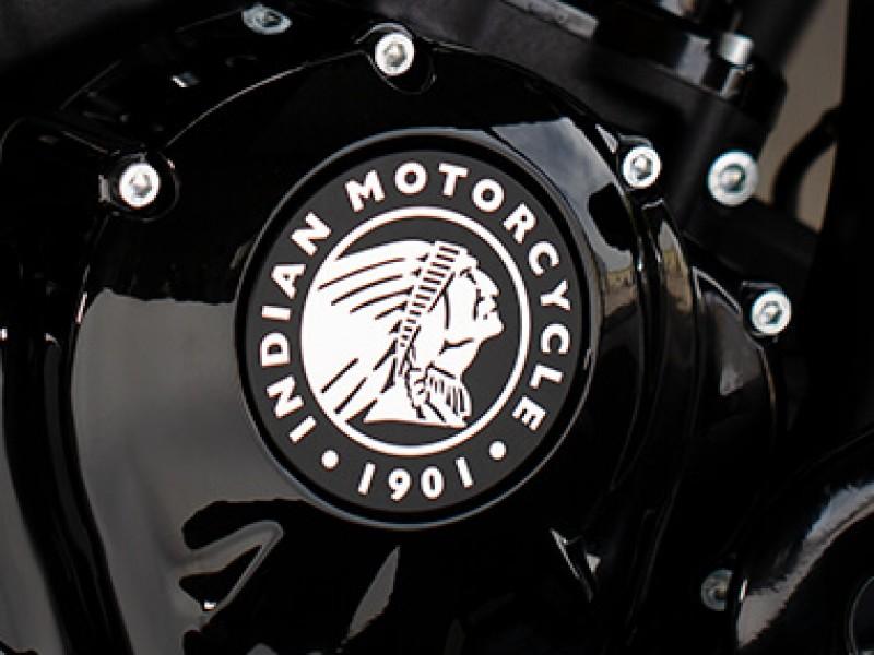 Indian Springfield Dark Horse 2019