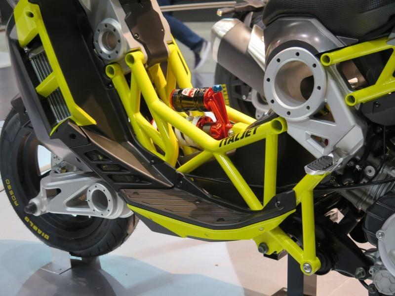 ItalJet Dragster 125cc 2020