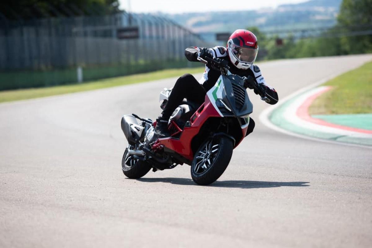 ItalJet Dragster 125cc