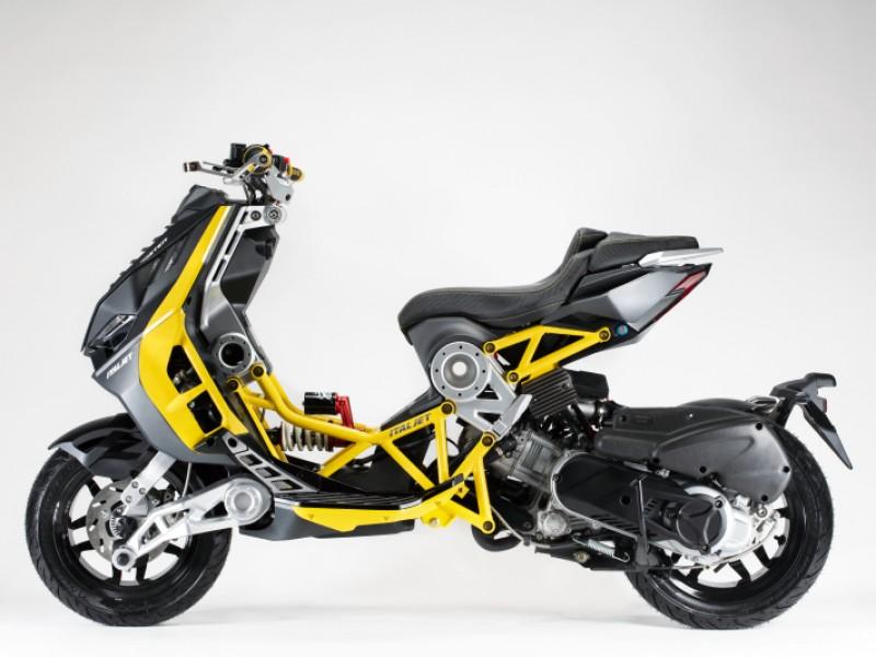 ItalJet Dragster 200cc 2020