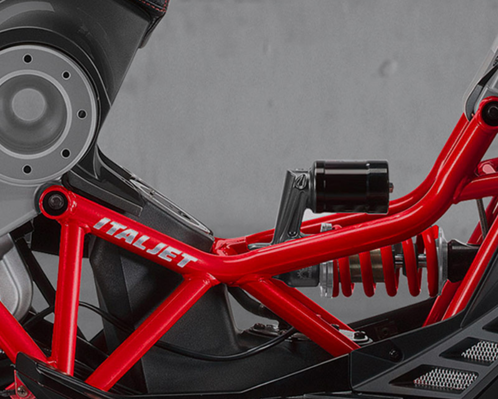PRE-ORDER YOUR NEW ITALJET DRAGSTER