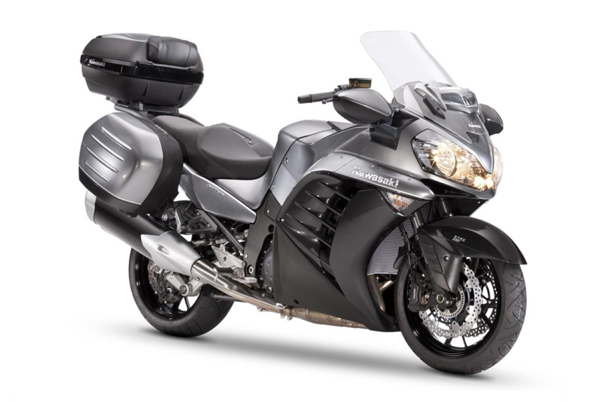 Kawasaki 1400GTR Grand Tourer