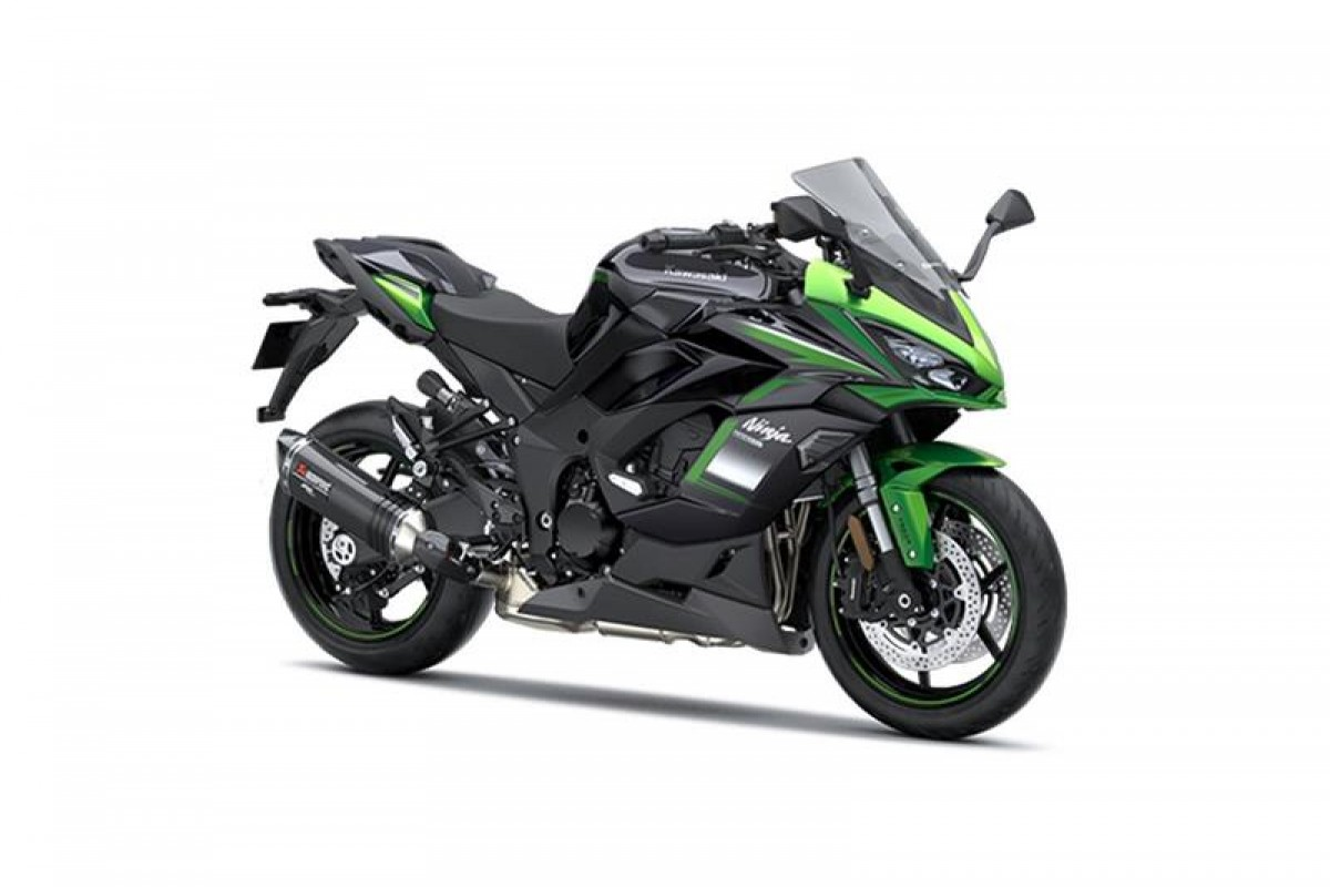 performance edition Ninja 1000SX ZX1002KMFAN GN1