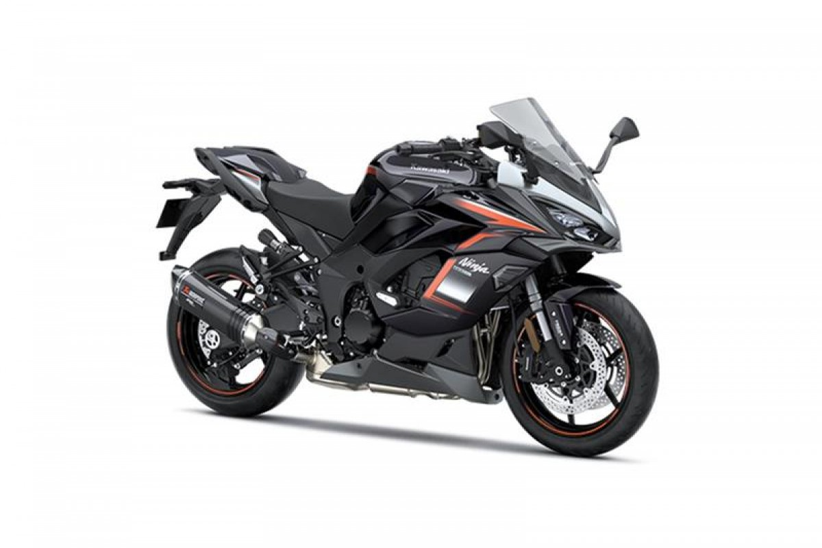 performance edition Ninja 1000SX ZX1002KMFAN GY2