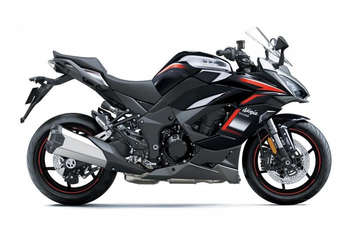Kawasaki Ninja 1000SX ZX1002KMFAN GY2