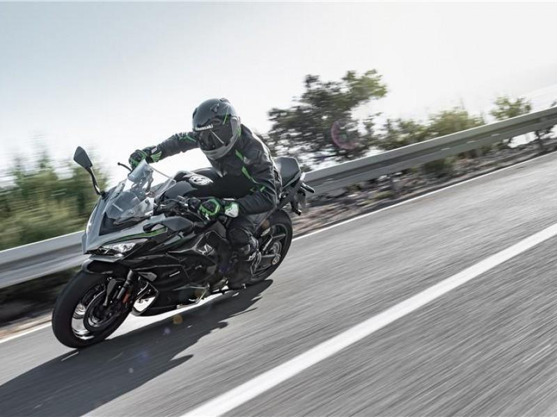 Kawasaki Ninja 1000SX ZX1002KMFAN GY2 2021