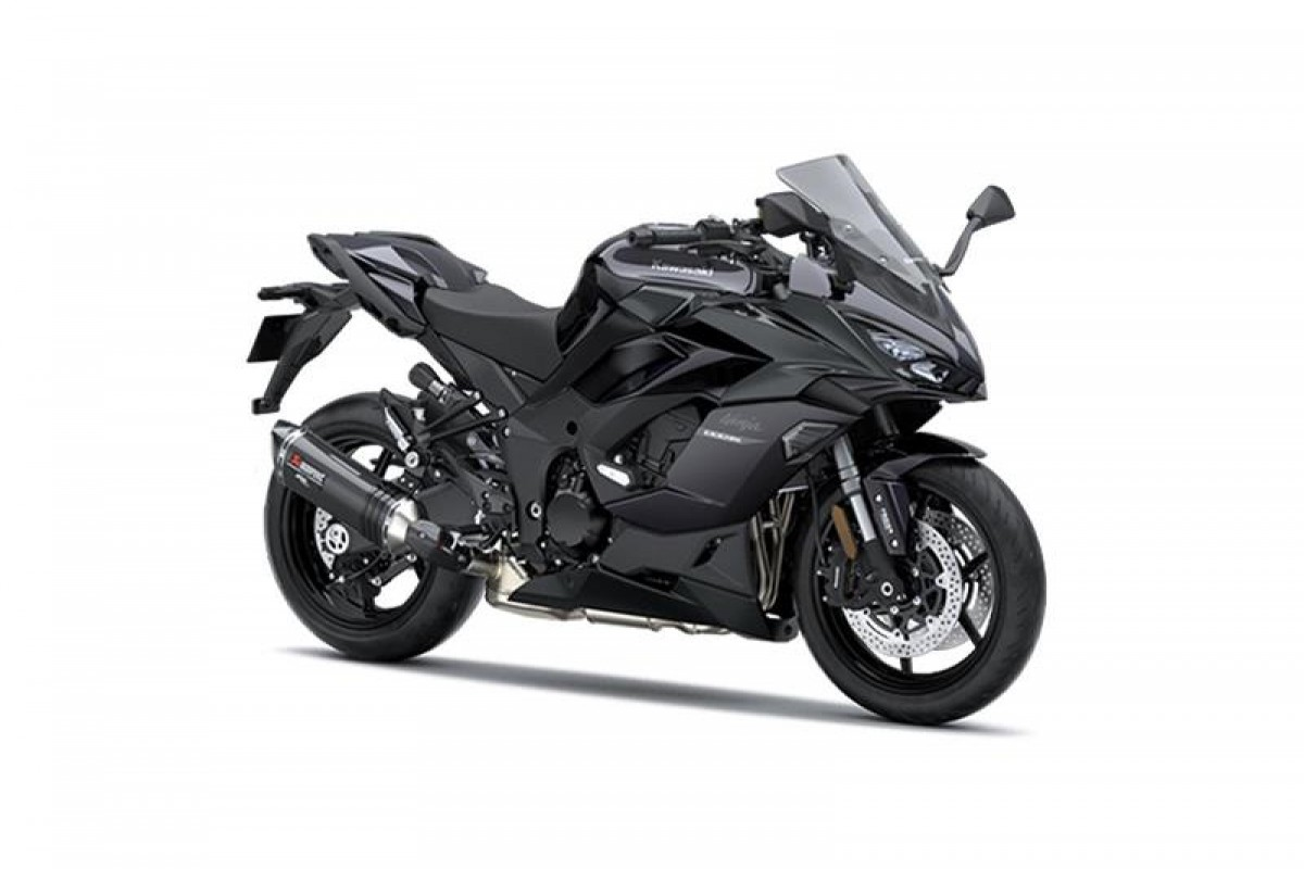 performance edition Ninja 1000SX ZX1002KFMFNN GY1
