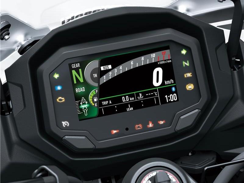 Kawasaki Ninja 1000SX Tourer 2021