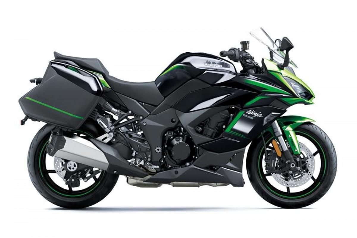 Kawasaki Ninja 1000SX Tourer ZX1002KMFAN GN1