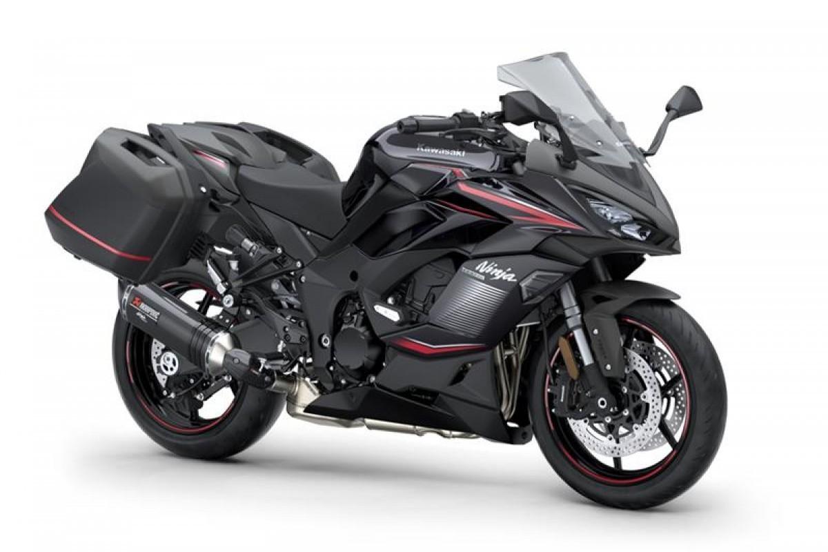 Kawasaki Ninja 1000SX Performance Tourer