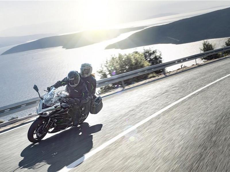Kawasaki Ninja 1000SX Performance Tourer 2022