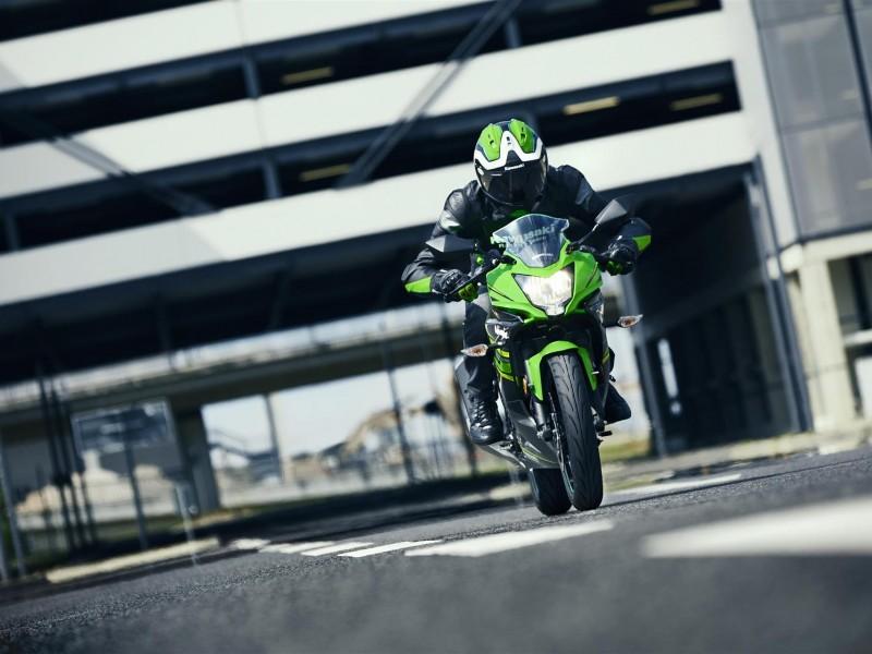 Kawasaki Ninja 125cc 2020