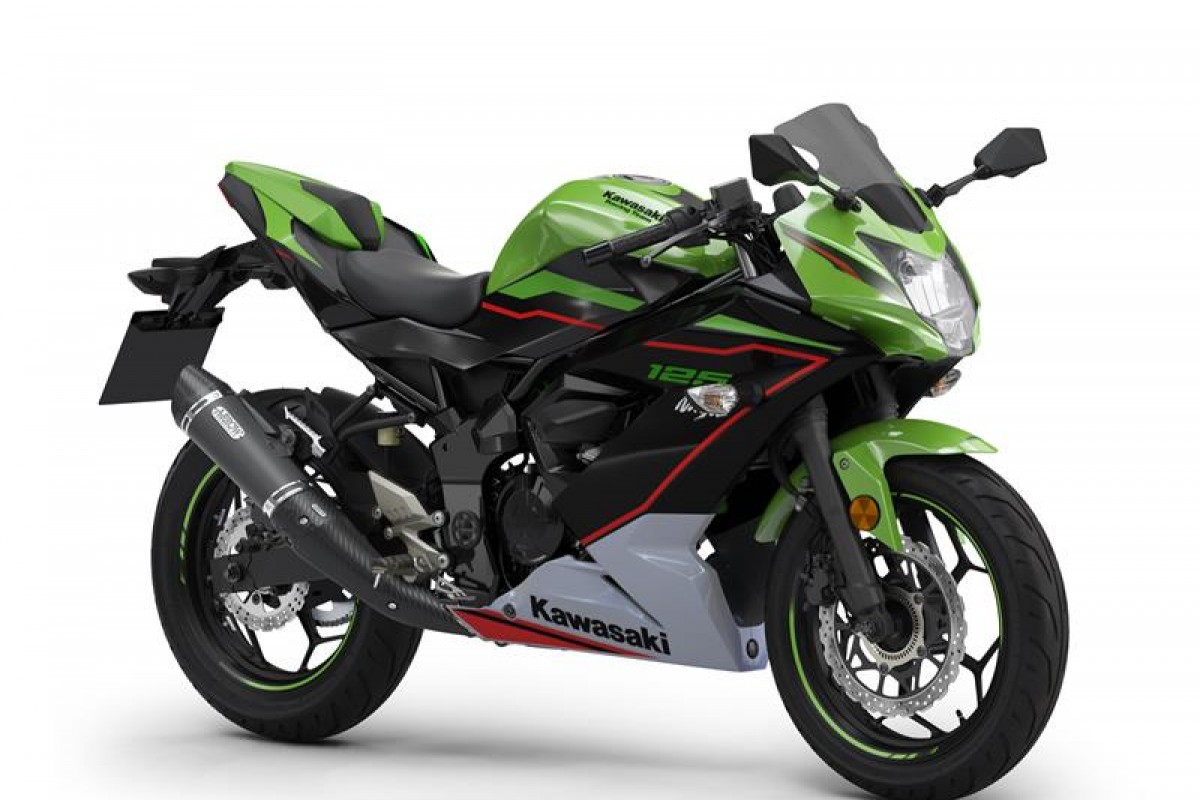 Performance Edition Ninja 125