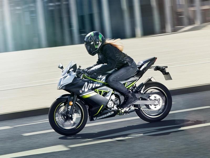 Kawasaki Ninja 125 BX125BMFAN GN1 2021