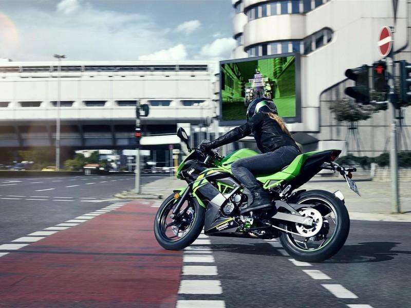 Kawasaki Ninja 125 Performance 2019