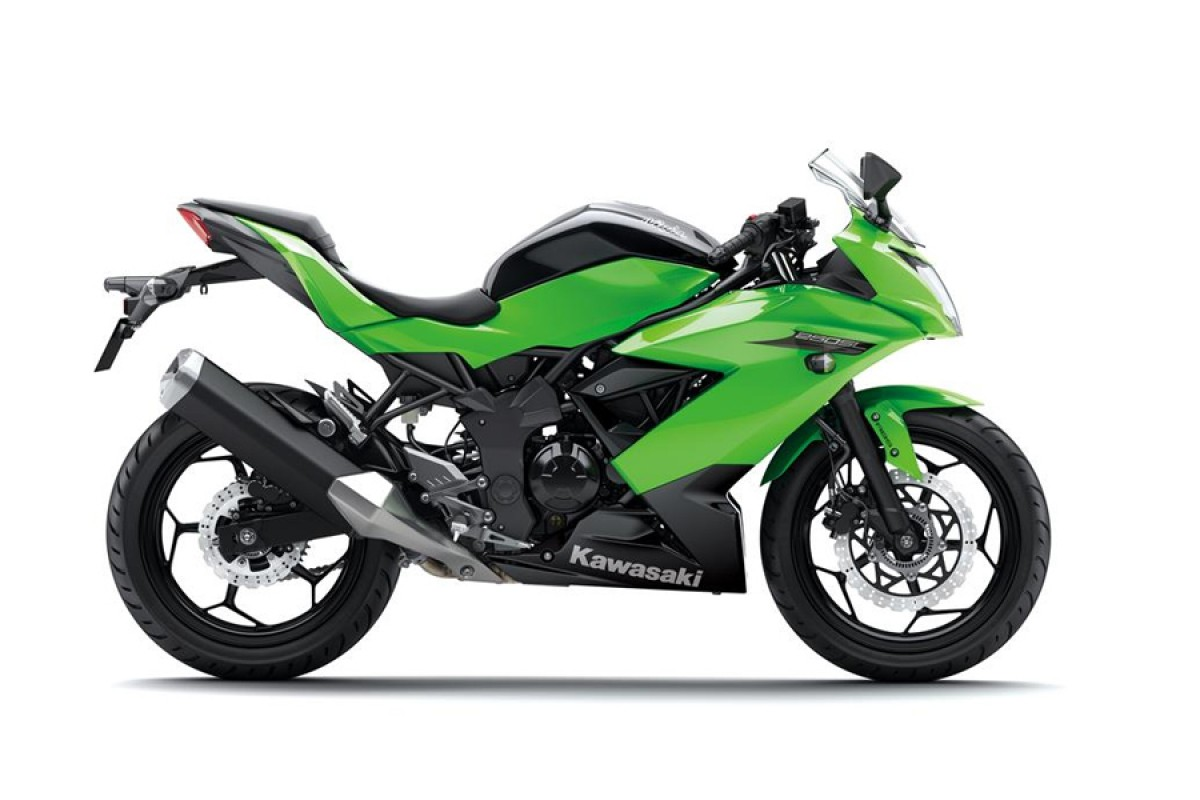Candy Lime Green Ninja 250SL  Brand new Pre Reg 66
