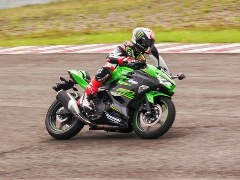 Kawasaki Ninja 250SL  Brand new Pre Reg 66 2016