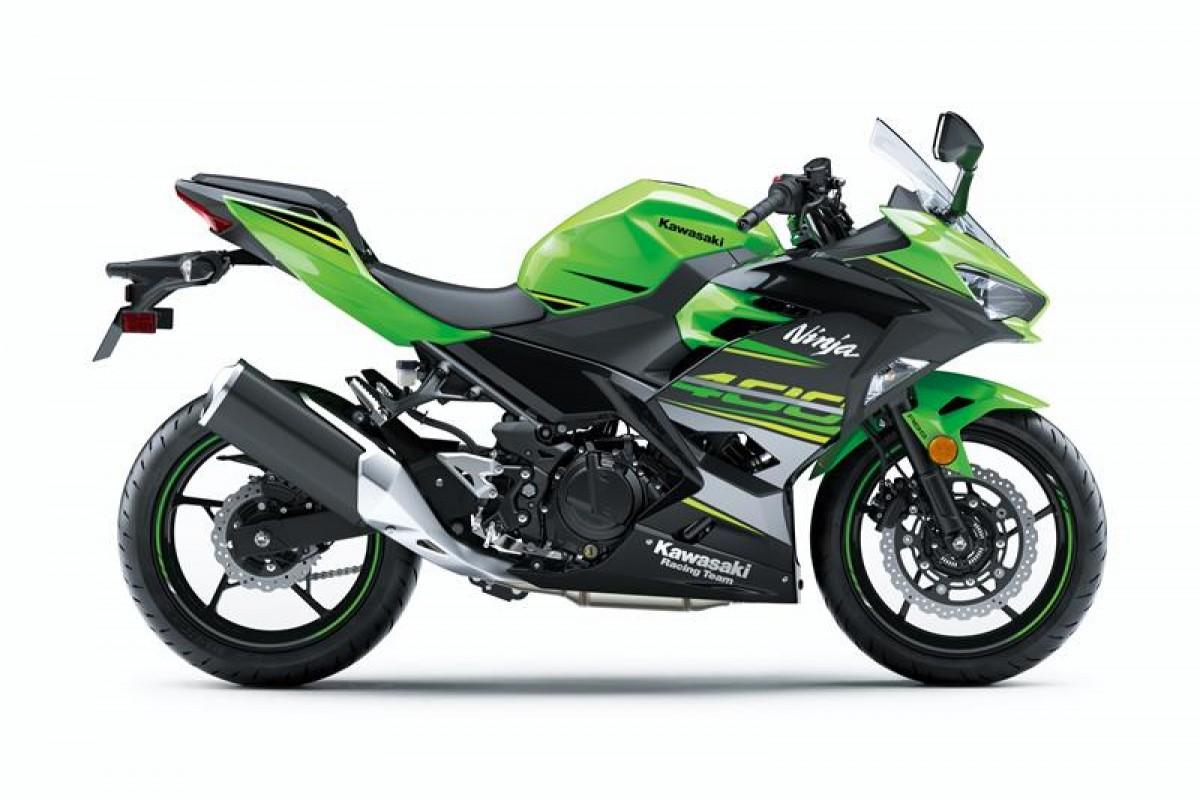 Best Offer Kawasaki Ninja 400 Pre reg 19