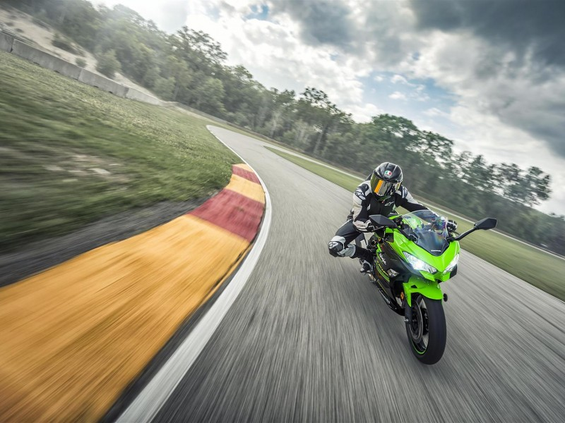 Kawasaki Ninja 400 Pre reg 19 2018