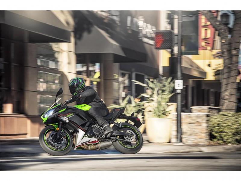 Kawasaki Ninja 650 2022