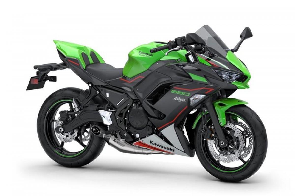 Kawasaki Ninja 650 Performance Edition