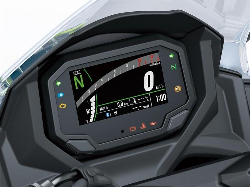 Kawasaki Ninja 650 Performance Edition 2022