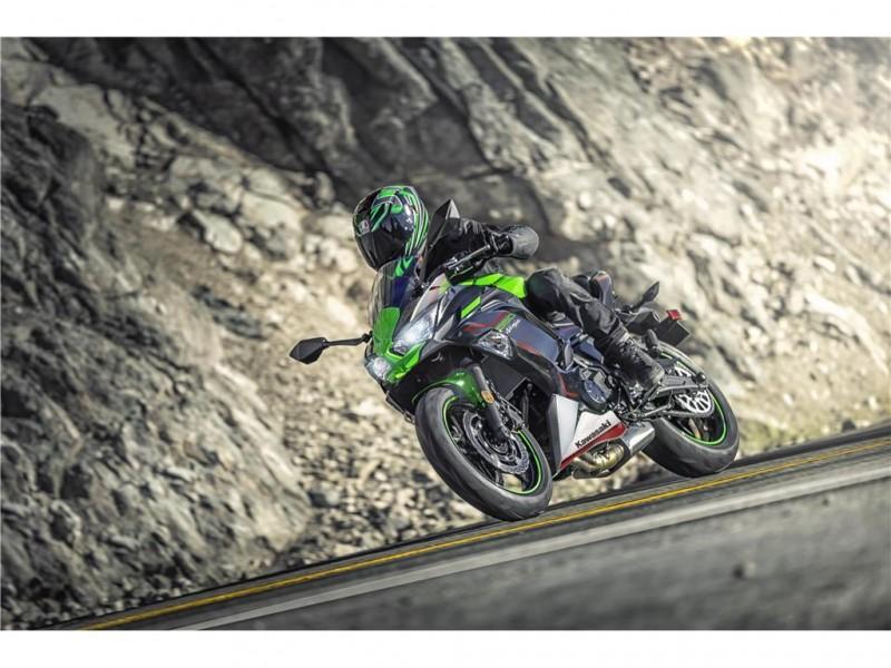 Kawasaki Ninja 650 Tourer 2022