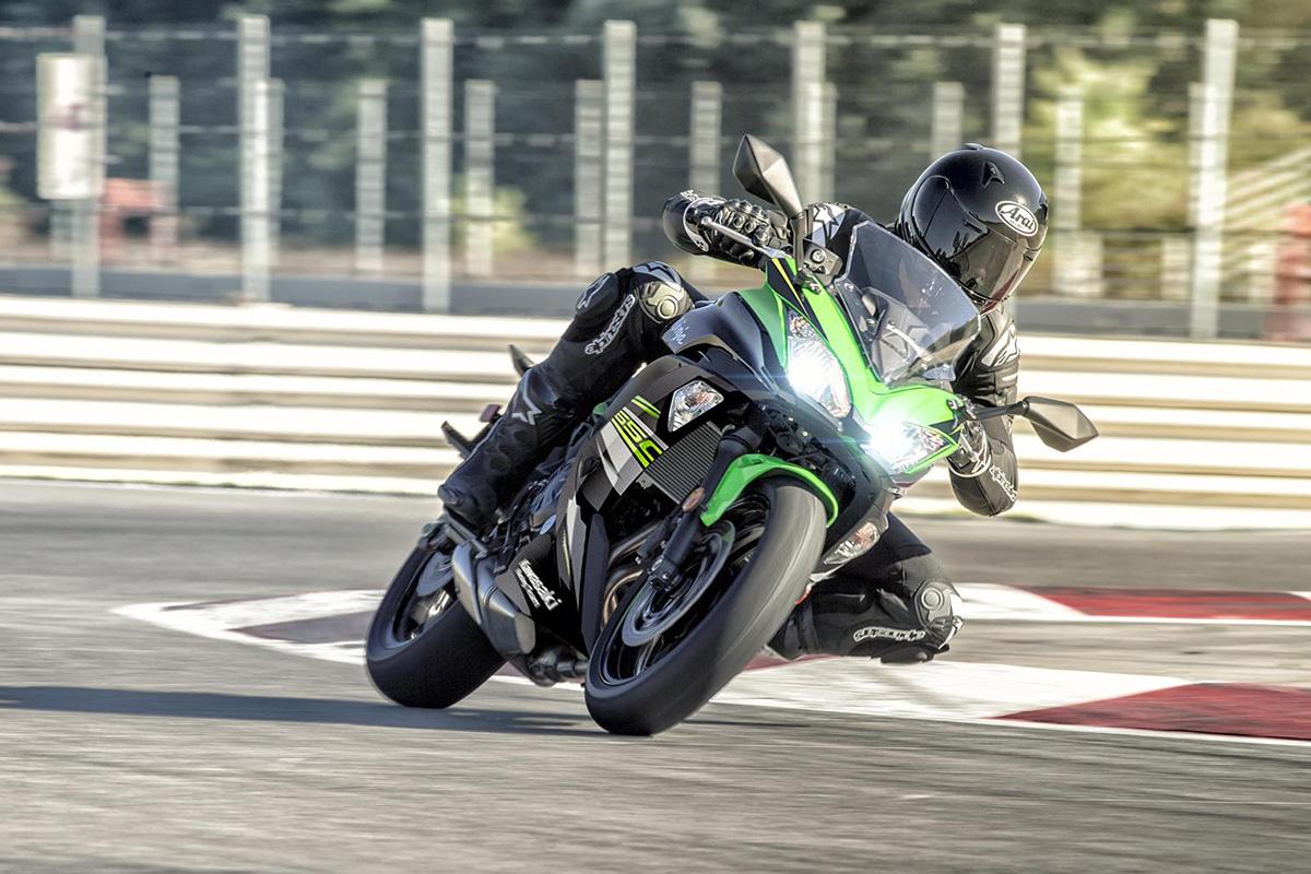 Best Offer Kawasaki Ninja 650