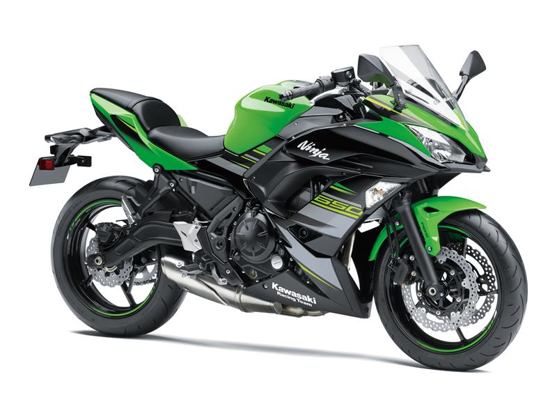 KRT Edition ( Lime Green / Ebony ) Ninja 650 Pre Reg 19