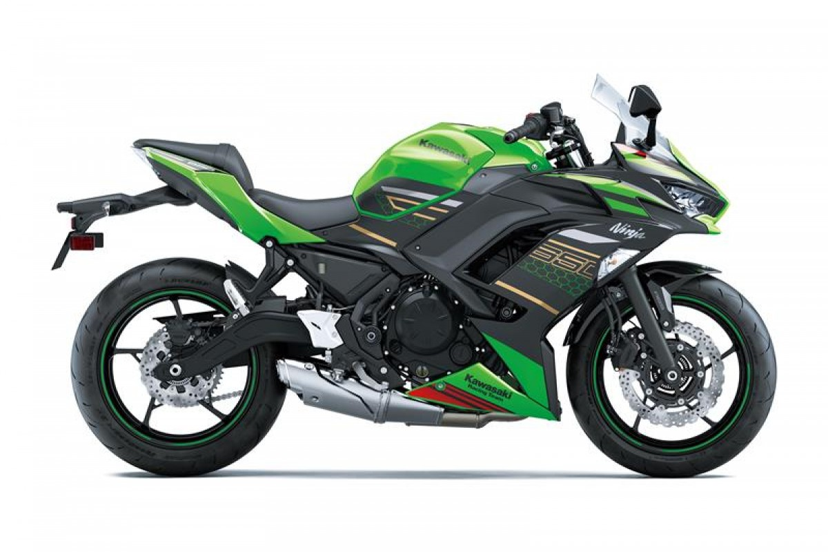 Kawasaki Ninja 650 estimated price TBC