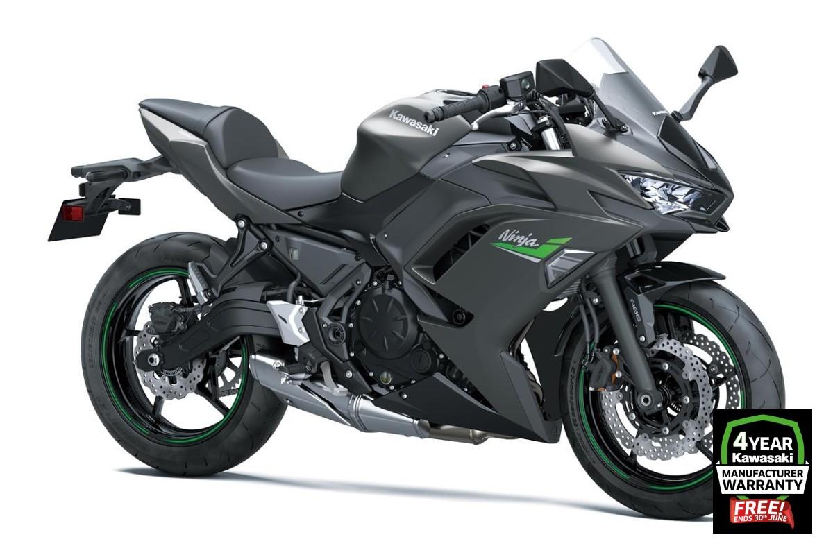 Kawasaki Ninja 650 EX650MMFNN BK1