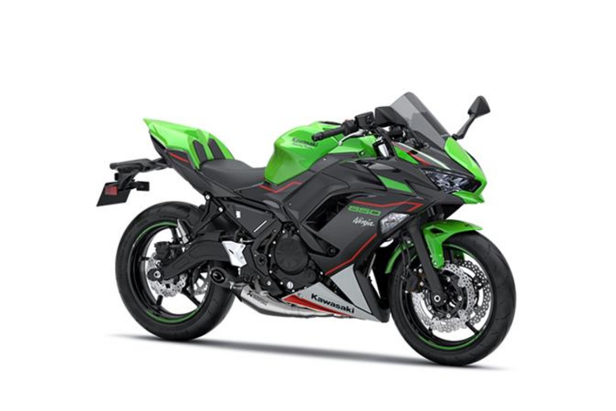 performance edition Ninja 650 EX650MMFAN GN3