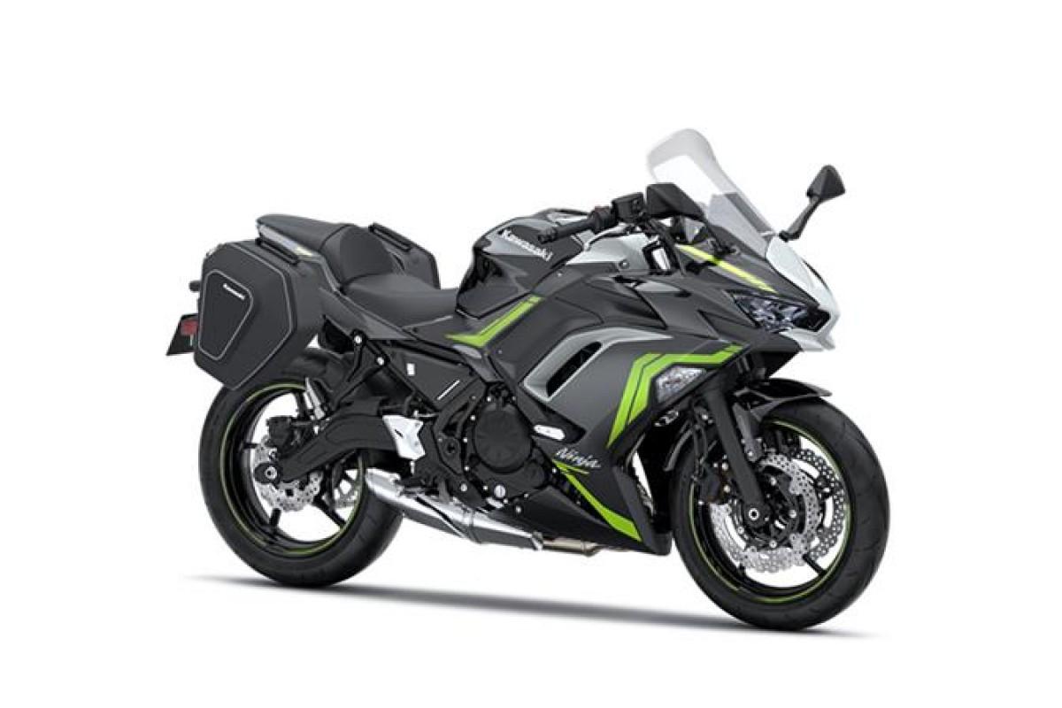 Tourer Ninja 650 EX650MMFAN BK2