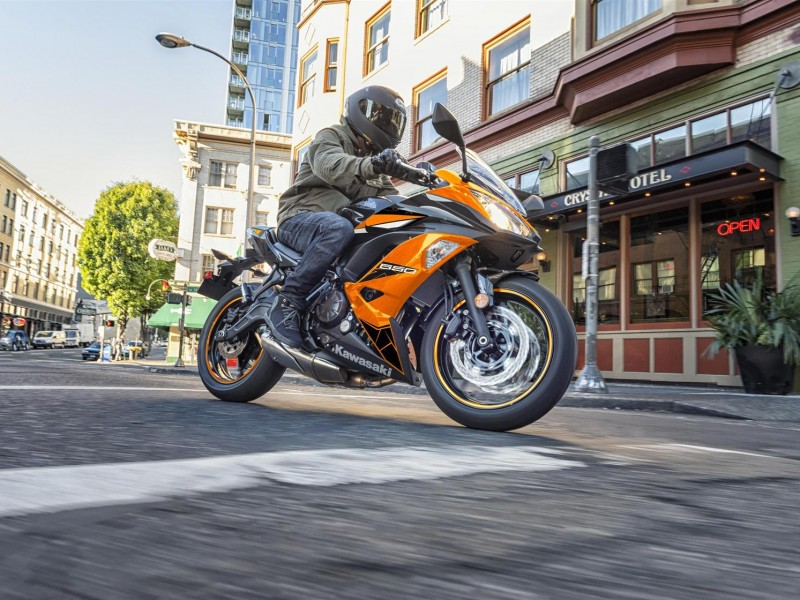 Kawasaki Ninja 650 2019