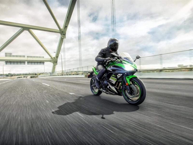 Kawasaki Ninja 650 Tourer 2019