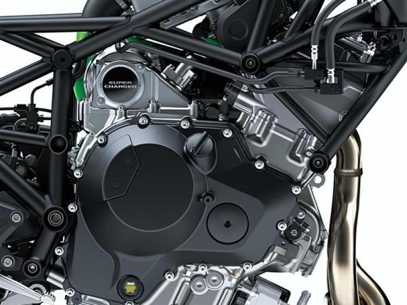 Kawasaki Ninja H2 SX 2020