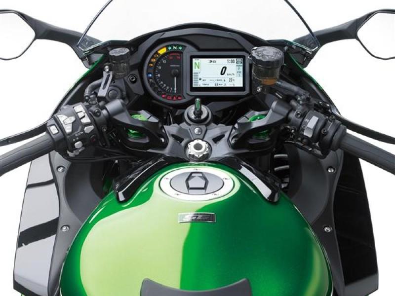 Kawasaki Ninja H2 SX 2019