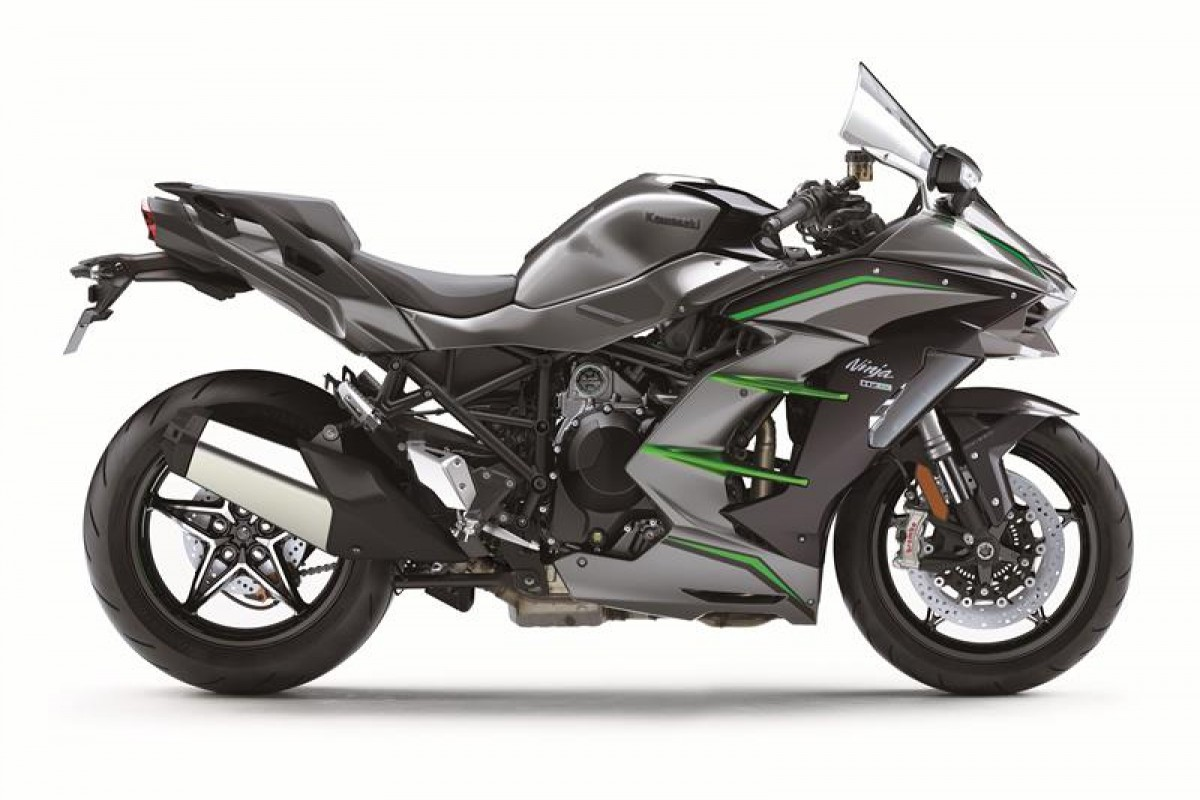 Best Offer Kawasaki Ninja H2 SX SE+