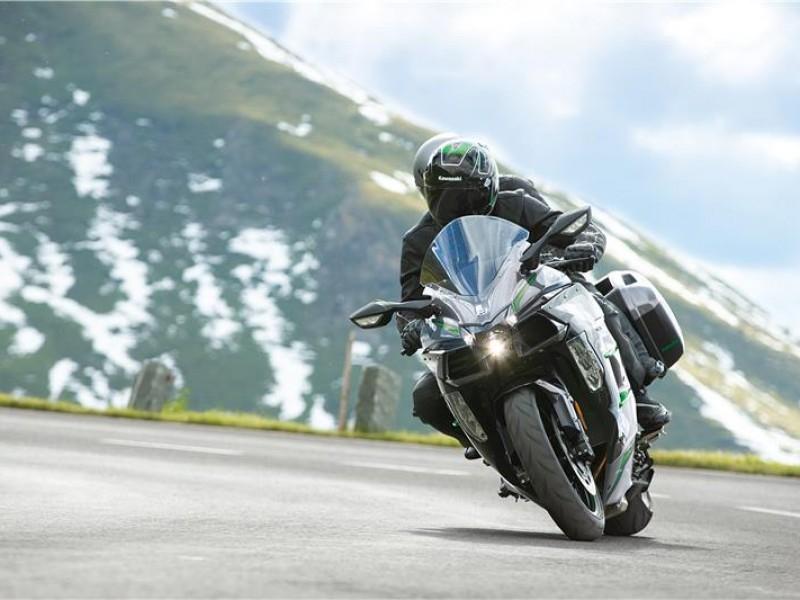 Kawasaki Ninja H2 SX SE+ 2019