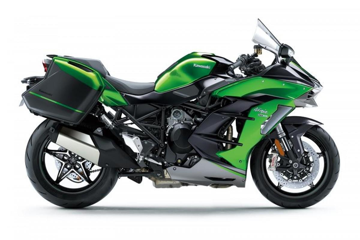 Kawasaki Ninja H2 SX SE+ TOURER